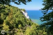 Der Königsstuhl auf der größten deutsche Ostseeinsel im Frühjahr - Tipps für den Rügen Urlaub