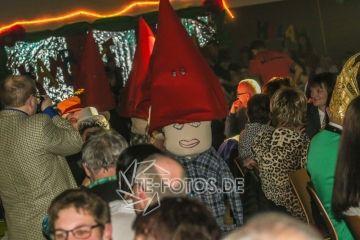 60. Jahre Karneval in Vernawahlshausen 2018