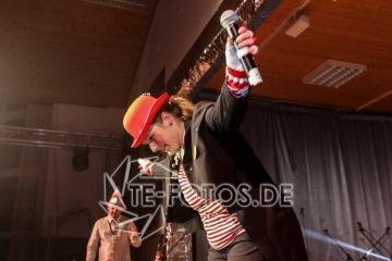 60. Jahre Karneval in Vernawahlshausen 2018