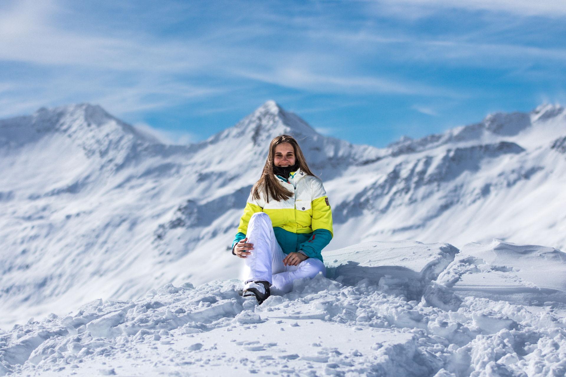 Ski fahren in Sölden & Obergurgl - Hochgurgl