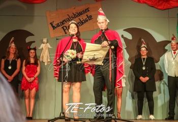 Karneval in Vernawahlshausen 2019
