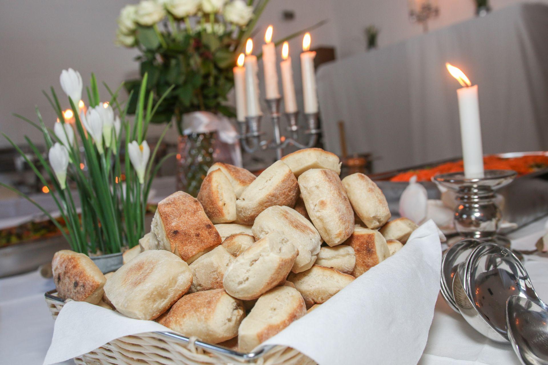 stimmungsvollen Impressionen auf Hochzeiten