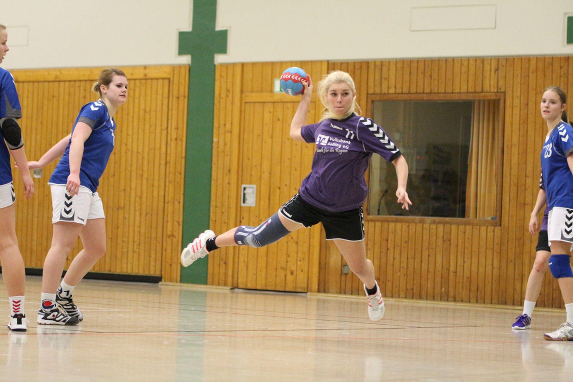 Sportfotografie Handball