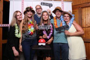 Fotobox - genialer Partyspaß