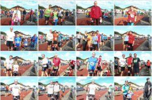 Beim 16. Schoninger-Volkslauf empfing die Fotobox Schoningen die Läufer im Zielbereich.