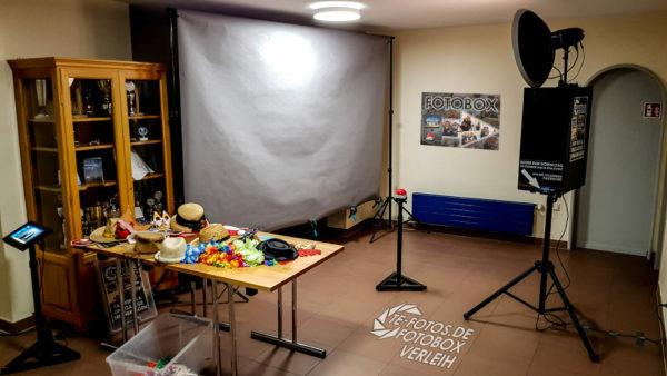 Fotobox zur Silberhochzeit mieten