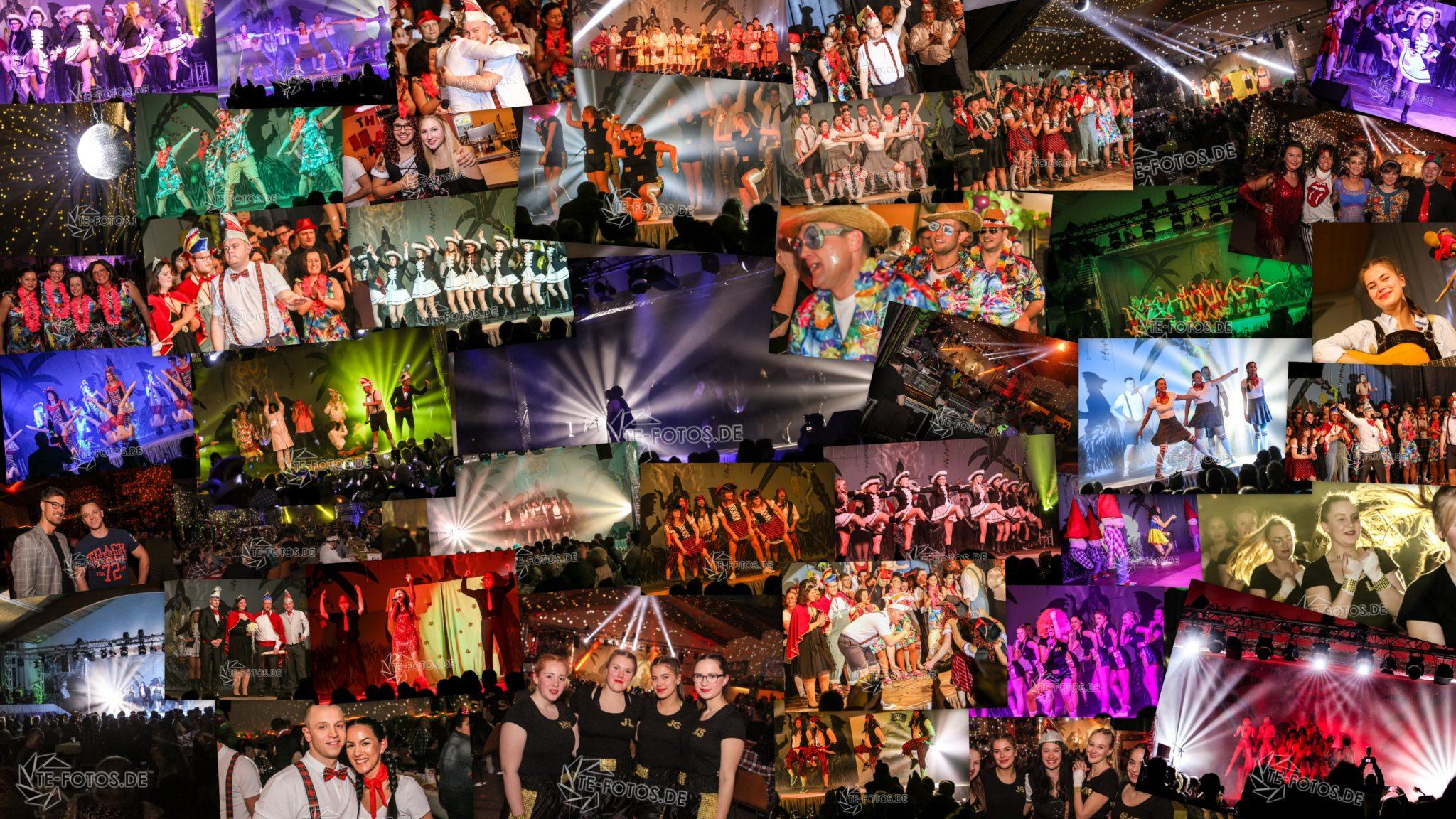 Impressionen vom Schoninger Karneval in Vernawahlshausen - Freitag