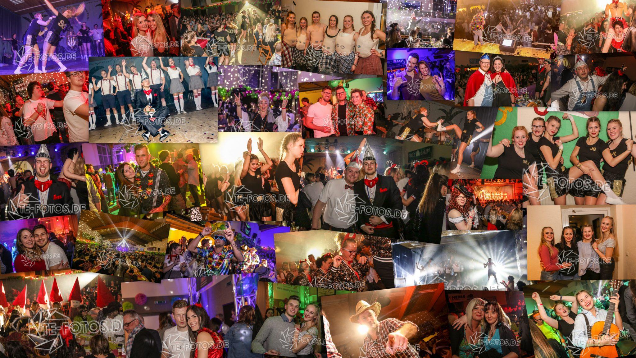 Impressionen vom Schoninger Karneval in Vernawahlshausen - Samstag