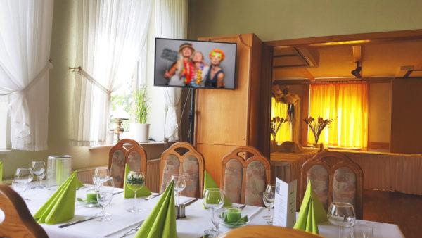 Großbild Monitor für Veranstaltungen aller Art