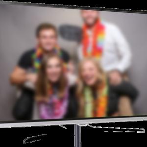 40 Zoll Monitor