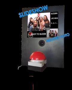 Slideshow im Splitscreen direkt auf der Fotobox