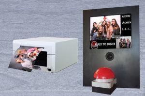 Fotobox mit Drucker - drucken notwendig?