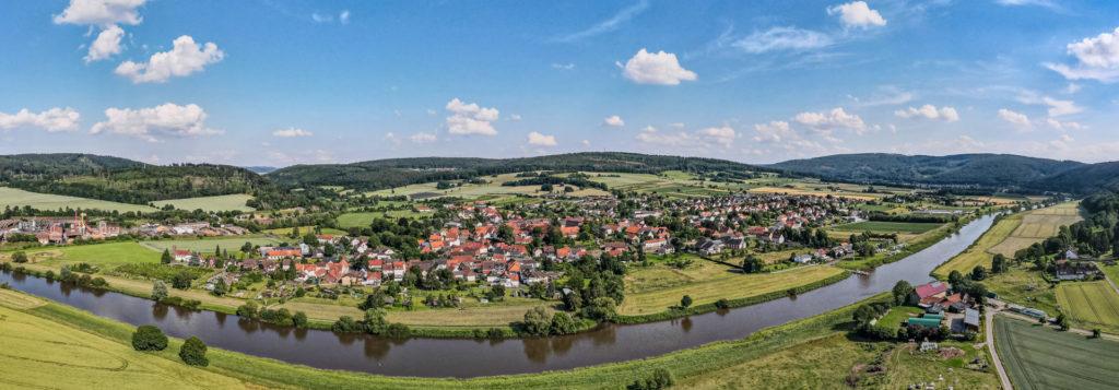 Drohnenbilder, Luftaufnahmen, Drohnenbilder, Panoramafotos, 360° Panorama, Luftaufnahme